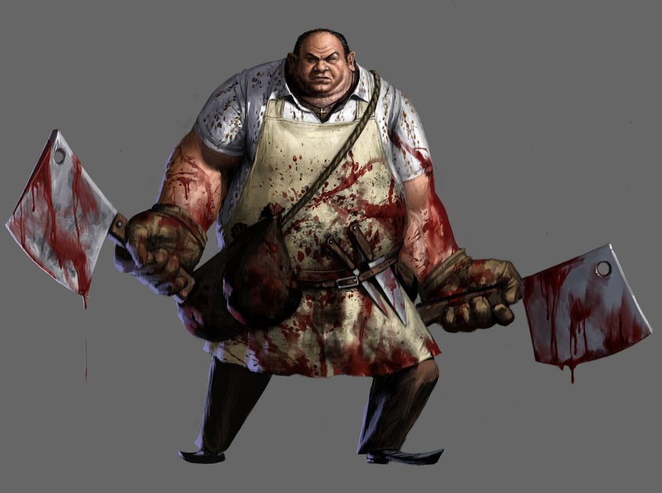 butcher_by_michelle84-d3ipoom